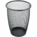 Mesh Round Wastebasket (Qty. 3) - 5 Gallon