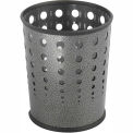 Bubble Wastebasket (Qty. 3) - Black Speckle