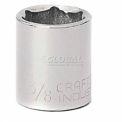 """Craftsman® Industrial™ 9-23077 5/8"""" Socket, 6 Pt., Standard, Inch, 3/8"""" Drive"""