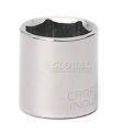 """Craftsman® Industrial™ 9-23078 3/4"""" Socket, 6 Pt., Standard, Inch, 3/8"""" Drive"""