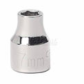 "Craftsman® Industrial™ 9-23083 7mm Socket, 6 Pt., Standard, Metric, 3/8"" Drive"