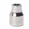 """Craftsman® Industrial™ 9-23099 1/4"""" Socket, 8 Pt., Standard, Inch, 3/8"""" Drive"""