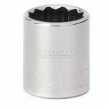 """Craftsman® Industrial™ 9-23122 5/8"""" Socket, 12 Pt., Standard, Inch, 3/8"""" Drive"""