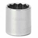 """Craftsman® Industrial™ 9-23126 7/8"""" Socket, 12 Pt., Standard, Inch, 3/8"""" Drive"""