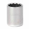 "Craftsman® Industrial™ 9-23136 14mm Socket, 12 Pt., Standard, Metric, 3/8"" Drive"