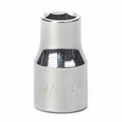 """Craftsman® Industrial™ 9-2415 7/16"""" Socket, 6 Pt., Standard, Inch, 1/2"""" Drive"""