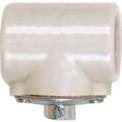 Satco 80-1225 Twin Glazed Porcelain Socket w/Flange Bushing Cap