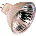 Satco S2615 20mr16/T/Fl/C 20w Halogen W/ Minature 2 Pin Round Base Bulb - Pkg Qty 20