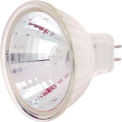 Satco S4354 20mr16/Frost Tfr 20w Halogen W/ Minature 2 Pin Round Base Bulb - Pkg Qty 12