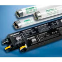 Sylvania 51408 QHE 2X32T8/UNV PSN-MC-B-2 lamp 32wT8 HE EB-Prog.-UNV Normal Ballast Factor-Mini Can