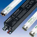 Sylvania 49747 QTP 4X32T8/UNV ISL-SC 32 T8 Instant Start - Low Ballast Factor - Small Can-<10 THD