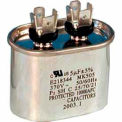 Supco Oval Dual Run Capacitor - 35+5MFD 370V