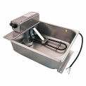 Supco Commerial Condensate Evaporator Pan 7.5 Qt 120V 1000W