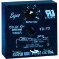 Supco Td73 Time Delay - 19 To 250 Vac Only - Pkg Qty 12