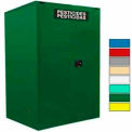 Securall® 120-Gallon Self-Close, Pesticide Cabinet Ag Green