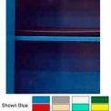 """Securall® Extra Shelf Acid/Corrosive Cabinets 43"""" Wide Ag Green"""