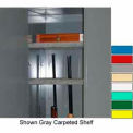 Securall® Extra Shelf for High Security Cabinet Red