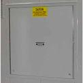 Explosion Relief Panel Upgrade for Outdoor Hazardous Storage Building - 16 Drum