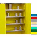 """Securall® Extra Shelf for 43""""Wx12""""D Wall Mounted Cabinet Gray"""