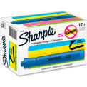 Sharpie® Accent Tank Highlighter, Smear Guard, Chisel Tip, Turquoise Ink
