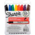 Sharpie® Permanent Marker, Pen Style, Fine Point, Assorted Ink, 8/Set