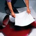 MSD 1(Mb)Ypb16/20 Spill Clean-Up Sorbent Pads - Hazmat- 100% Polypropylene Fill