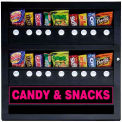 Eighteen Column Snack Vending Machine (9/9)