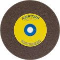 "Norton 07660788265 Gemini Bench and Pedestal Wheel 7"" x 1"" x 1"" 100 Grit Aluminum Oxide"