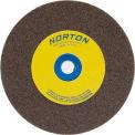 "Norton 07660788275 Gemini Bench and Pedestal Wheel 7"" x 1"" x 1"" 36 Grit Aluminum Oxide"