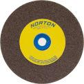 "Norton 66252836132 Gemini Bench and Pedestal Wheel 6"" x 1/2"" x 1"" 36 Grit Aluminum Oxide"
