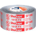 "Shurtape, Shurmastic Indoor/Outdoor Roll Mastic, Sf 686, Ul 181b-Fx, 3"" X 100ft, Silver - Pkg Qty 16"