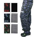 E Z Fit Chef'S Pants Qc Lite™, 2X, Black