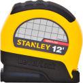 """Stanley®  Leverlock® STHT30810 Tape Rule 1/2"""" X 12' Tape Measure"""
