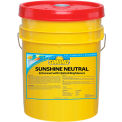 Simoniz® Sunshine Neutral Cleaner with Brighteners - 5 Gallon