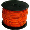 Southwire 27027201 TFFN 18 Gauge Building Wire, Stranded Type, Orange, 500 ft