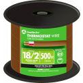 Southwire 64162144 18/2 Thermostat  Black, 500 Ft - Pkg Qty 2