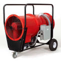Berko® High Temperature Electric Blower Heater BSDH4843 480V, 48KW, 58.9 Amps