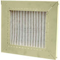Berko® Institutional Convector Throw Away Filter FRST10, Includes Rack For 3 And 5 KW Unit