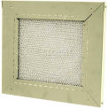 Berko® Institutional Convector Reusable Filter FRWS15, Includes Rack For 3 And 5 KW Unit