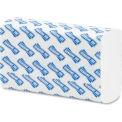 "Genuine Joe Multi-Fold Paper Towel, 9-1/2"" X 9-1/10"", 200 Towels, 16/PK, White - GJO21100"