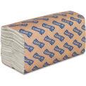 Genuine Joe 1 ply C-Fold Paper Towel, 240 Towels, 10CT, White - GJO21120