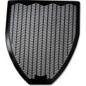 Genuine Joe Deodorizing Z-Mat, Urinal Mat, Black, GJO58330
