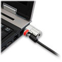 Kensington® K64637WW ClickSafe® Keyed Laptop Lock with 5 ft. Cable, Black