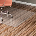 "Lorell Hard Floor Chairmat, LLR82825, 36""W x 48""L, Clear"