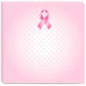 """3M™ Post-It BCA Notes, 3""""x3"""", 75 Sheets/Pad, 3 Pads/Pk, Pink Ribbon/Dots"""