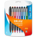 Paper Mate® InkJoy 500 RT Ballpoint Pen, Assorted Ink, Assorted Barrel, 8/Pack
