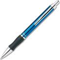 Pentel® Ballpoint Pen, Blue Ink, Blue Barrel, 1 Each