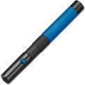 Quartet® Classic Comfort Laser Pointer, QRTMP2703BQ, Class 3A, Steel, Blue