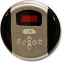 SteamSpa G-SC-200-BN Programmable Control Panel w/Presets, Brushed Nickel