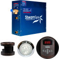 SteamSpa Indulgence IN450OB Steam Generator Package, 4.5KW, Oil Rubbed Bronze